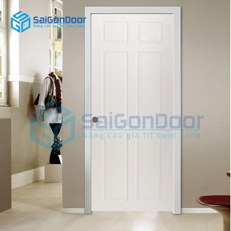 Cửa nhựa gỗ cao cấp chống nước SYA.305-A05