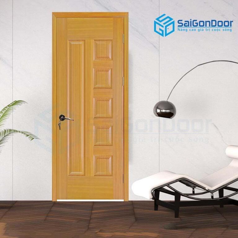 Mỗi loại cửa gỗ thông phòng QUẬN 6 HCM có nhiều ưu, nhược điểm riêng